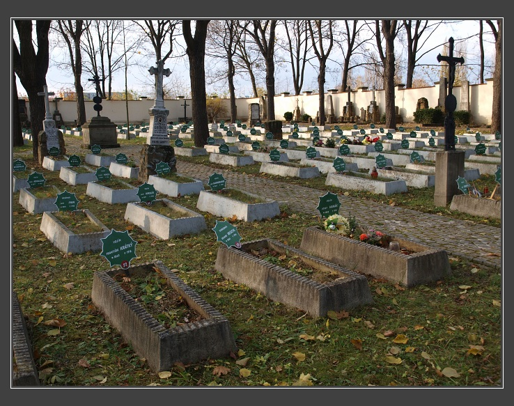 Brněnský hřbitov je jediné místo u nás, kde leží ostatky cca