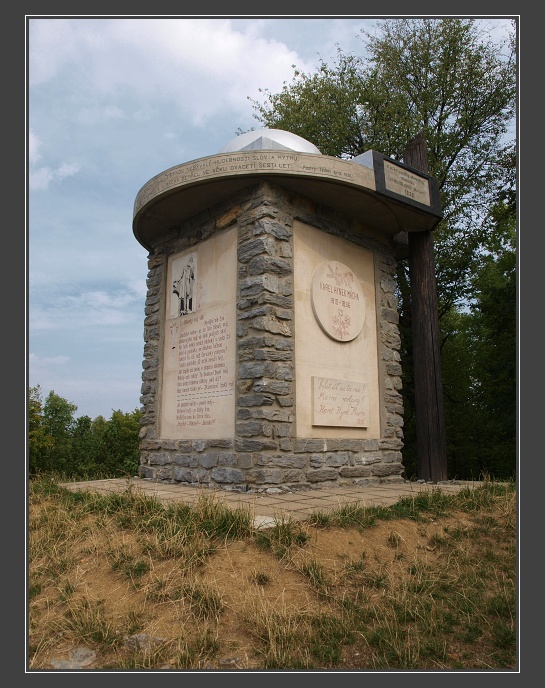 památník K.H.Máchy