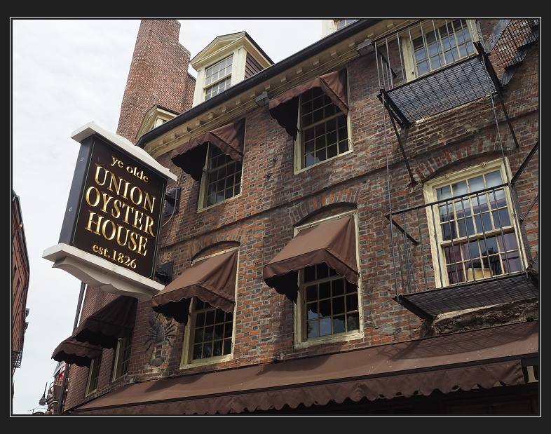 Union Oyster House