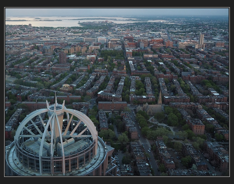 Boston, Prudential Tower