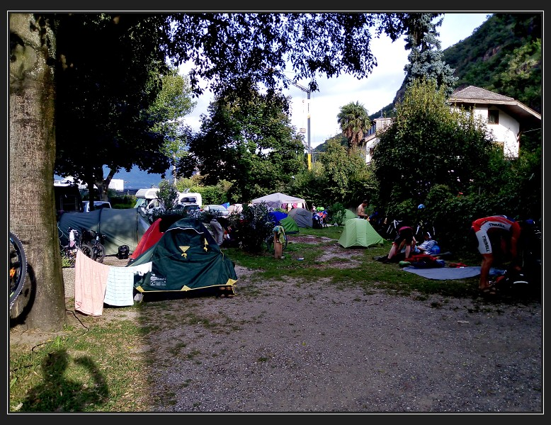 Camping Mosbauer